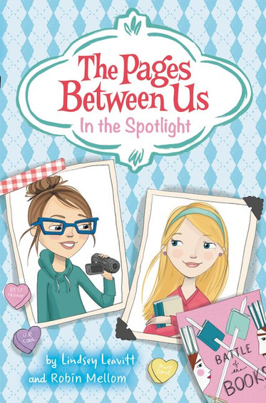 The Pages Between Us: In the Spotlight