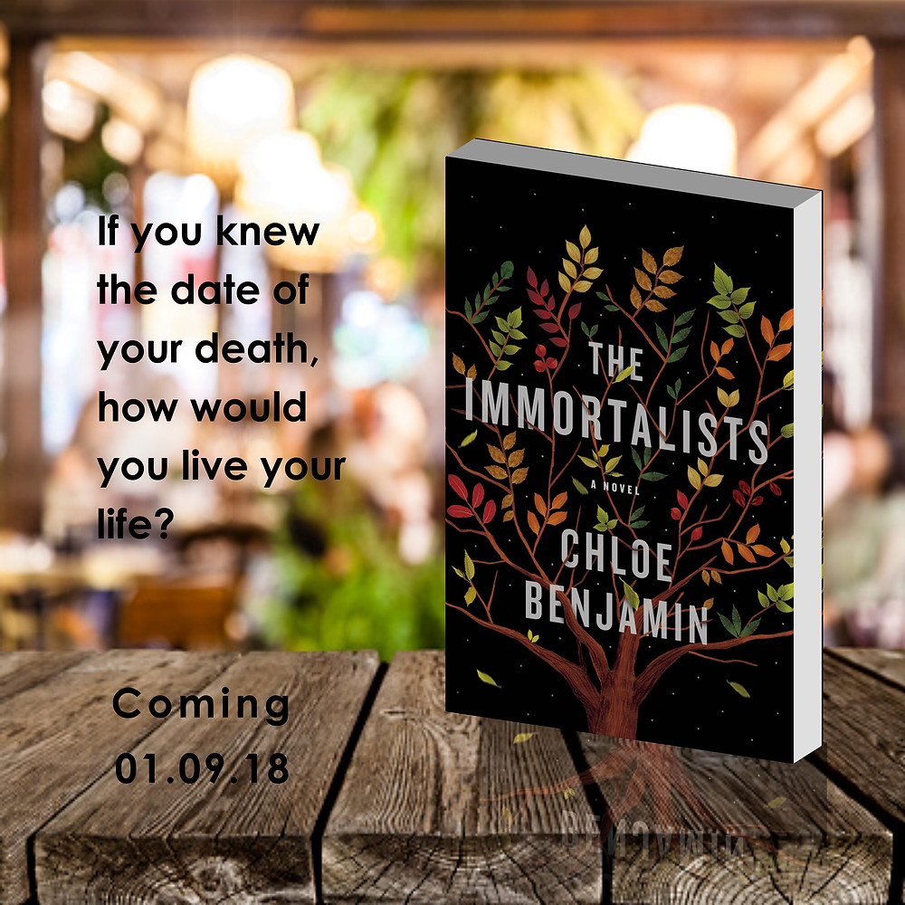 #Bookstagram  The Immortalists