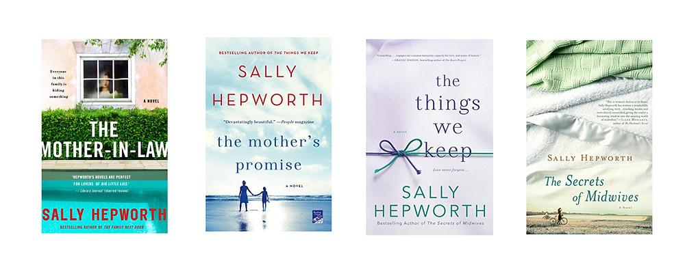 SallyHepworth Books