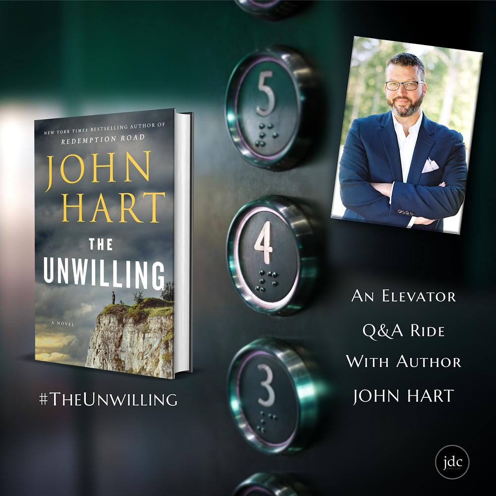 Q&A with John Hart