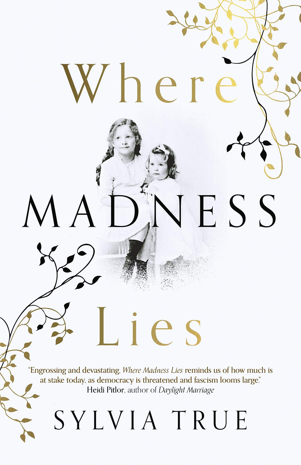 Where Madness Lies Sylvia True