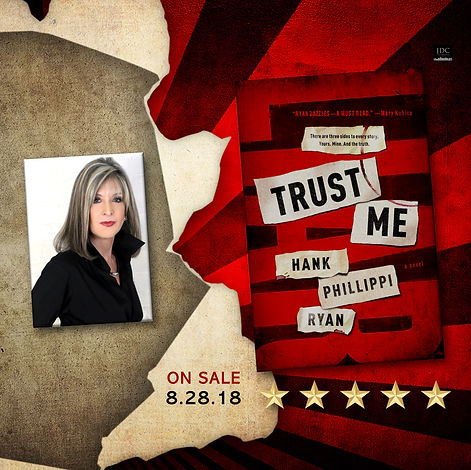 trust me promo striped 5 stars with auth