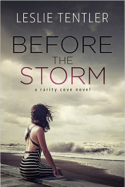 Before the storm by Leslie Tentler