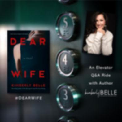 Elevator Ride Kimberly Belle dear wife U
