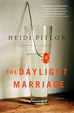 The Daylight Marriage by Hedi Pitlor