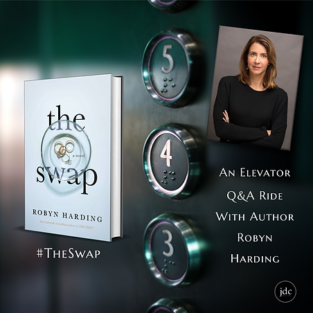 Elevator Ride with Robyn Harding THE SWA