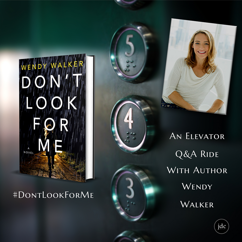 Q&A with Wendy Walker