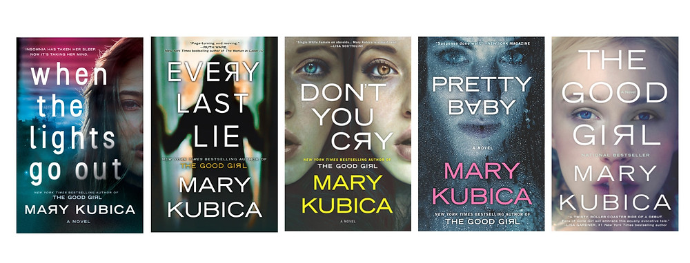 Mary Kubica Books