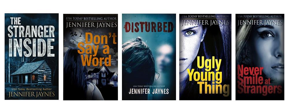 Jennifer Jaynes Books