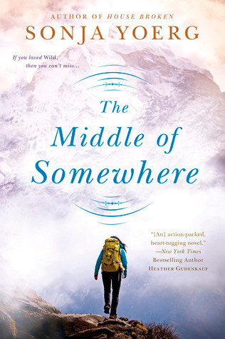 the middle of somewhere