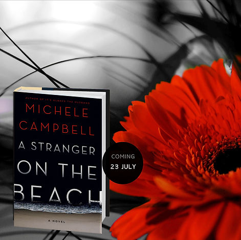 A STRANGER ON THE BEACH IG PROMO red dai