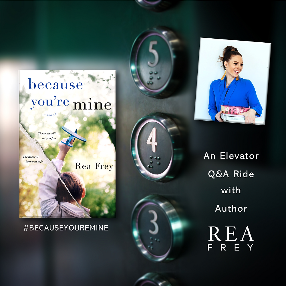 Q&A With Rea Frey
