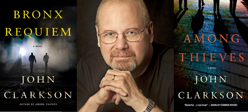 John Clarkson Author