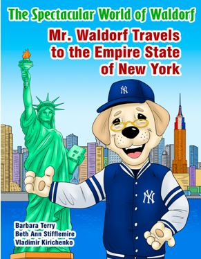 Mr Waldorf Travels to New York