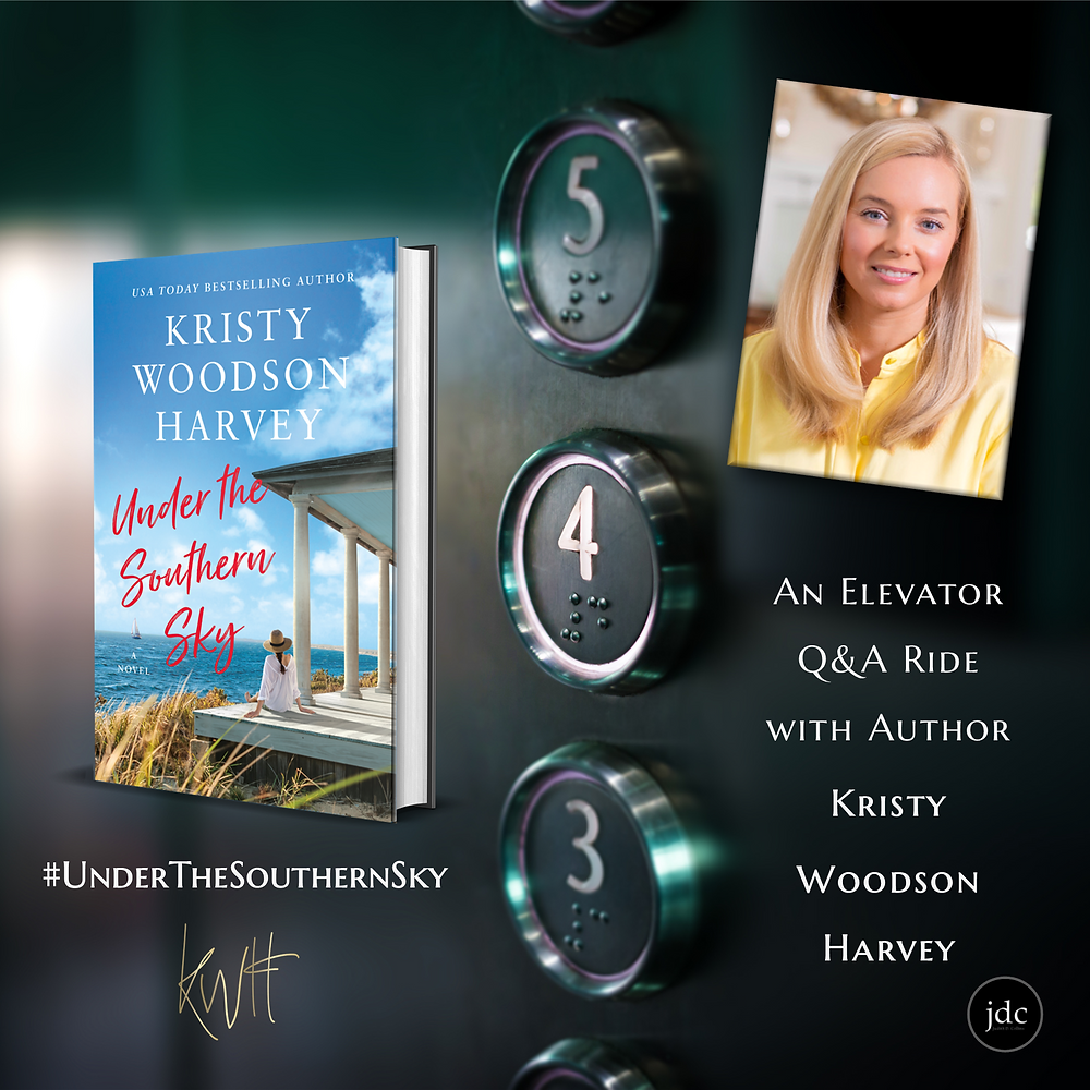 Q&A with Kristy Woodson Harvey