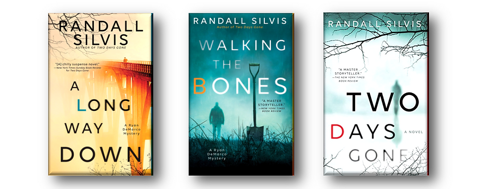Randall Silvis Ryan DeMarco Series