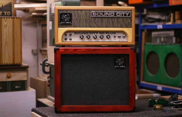 1x12 FRFR ACTIVE Guitar Cabinet
