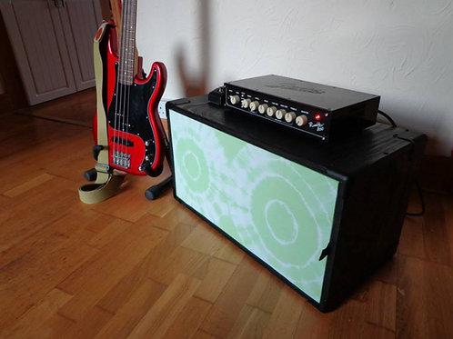 2x10 Bass Guitar Cabinet