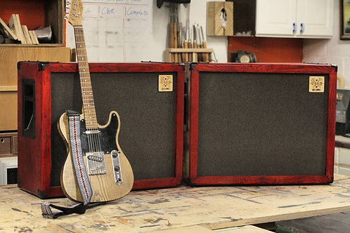 2x12 FRFR Passive Guitar Cabinet