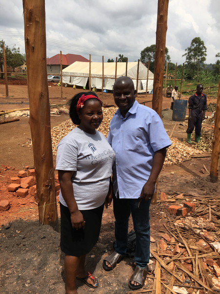 Building Jinja True Worship Center 2018