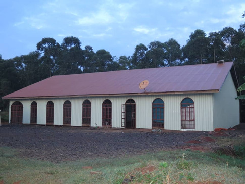 Jinja True Worship Center