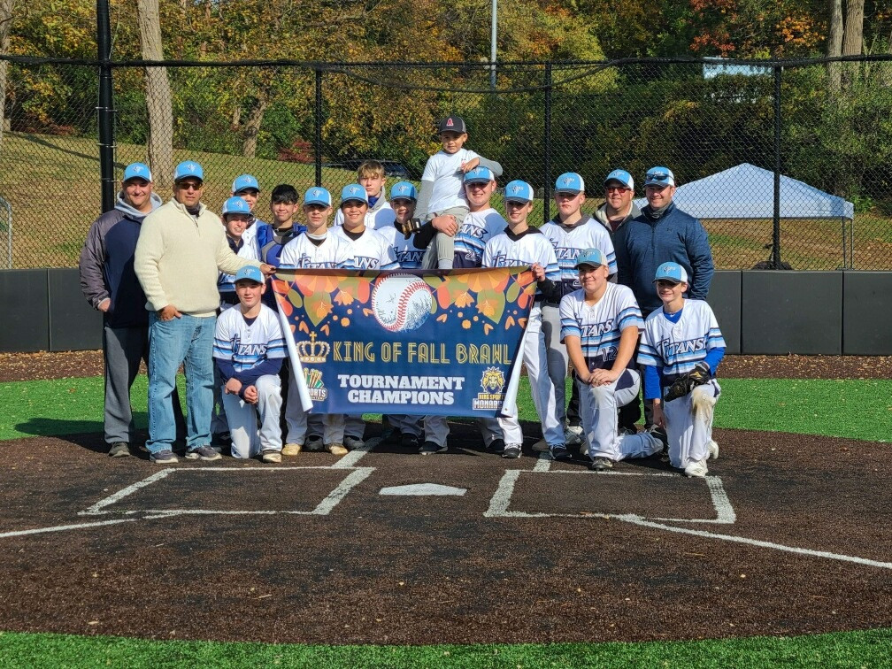 Titans 14+ 2020 King Of Fall Brawl Champions