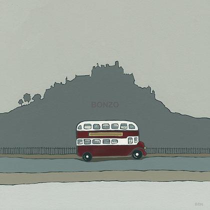 Princes Street Bus