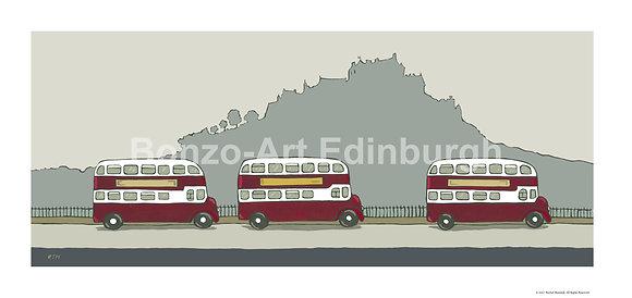 Princes Street Buses