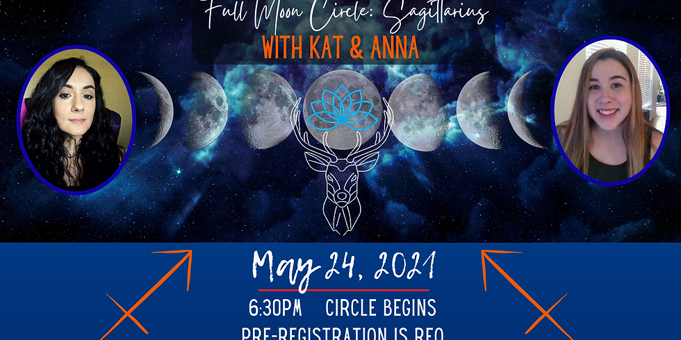 May Full Moon in Sagittarius