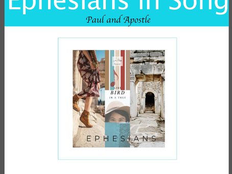 Ephesians 2 vs 1 - 13 in SONG!