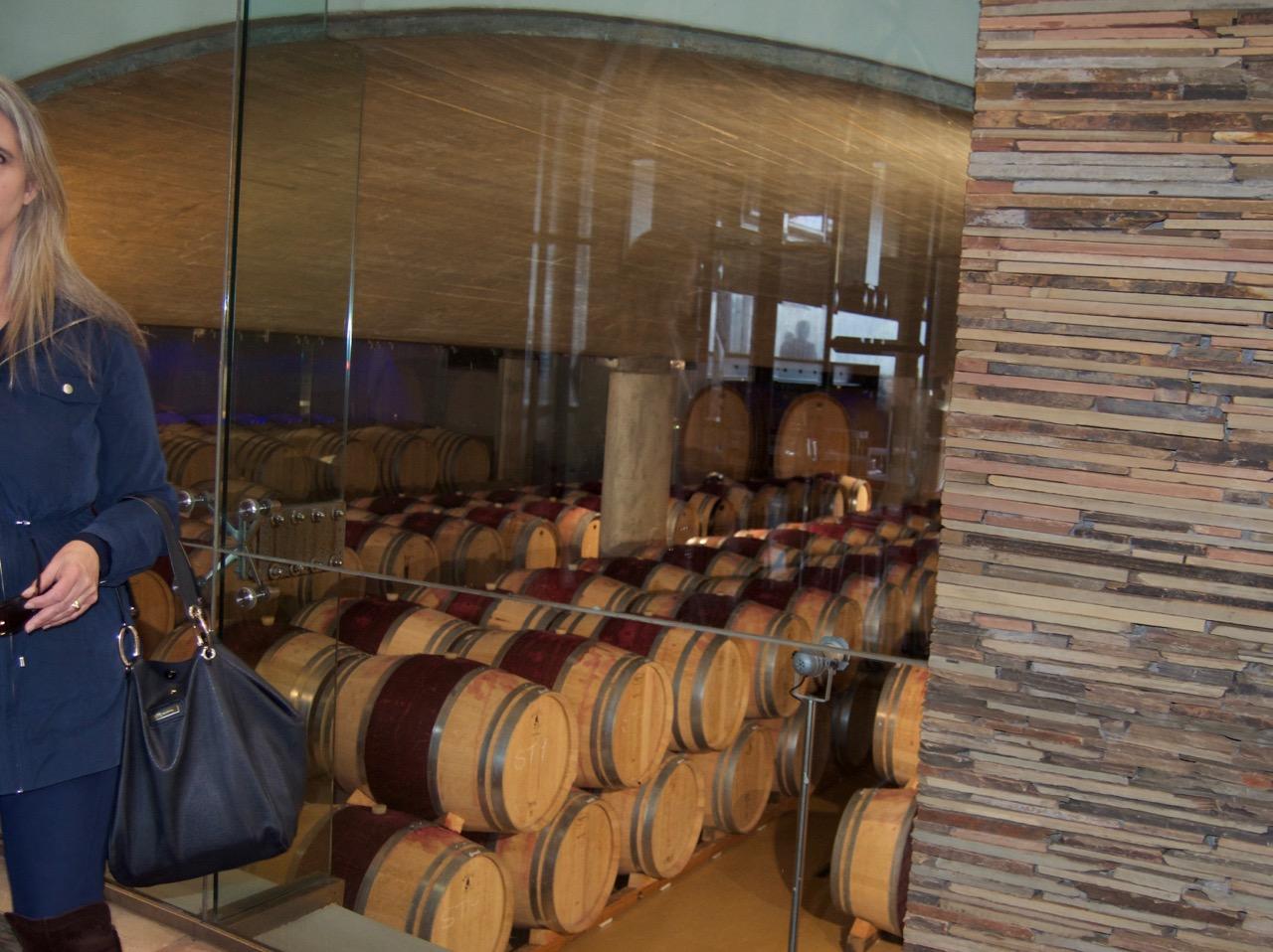 Delaire Graff Barrels of Wine