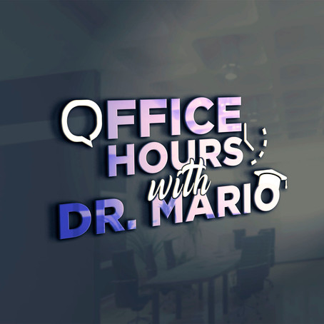 Welcome to my Office Hours!