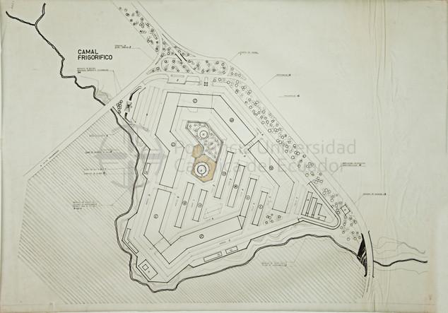 MERCADO MAYORISTA - QUITO, 1972