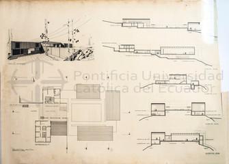 MUSEO DE ARTE - TESIS, 1962