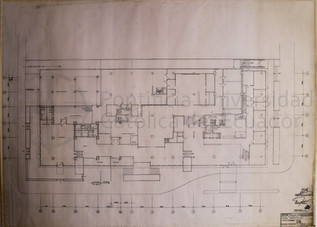 HOTEL COLON INTERNACIONAL AMPLIACION - QUITO 1969