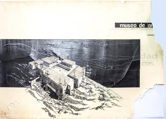 MUSEO DE ARTE - TESIS,1962