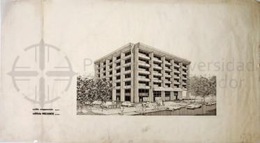 EDIFICIO MECANOS - GUAYAQUIL,1978