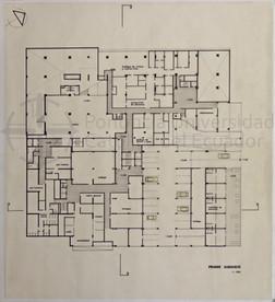 FOWHOTEL COLON INTERNACIONAL - QUITO, 1965