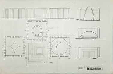 HOMENAJE AL HOMBRE DE AMERICA, 1974