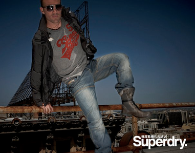 Superdry Campaign