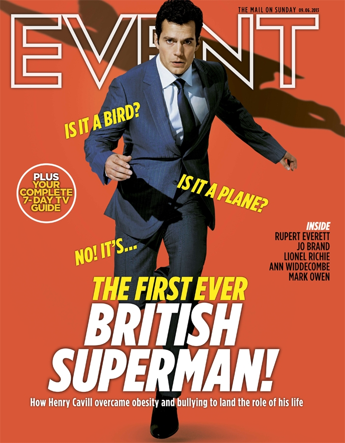 Event Magazine/ Brian Bowen Smith