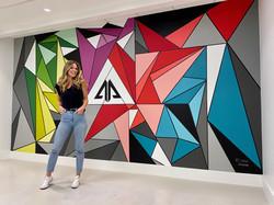 "Mural ""Arora Project"" 2020"