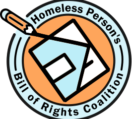 Homeless Person's Bill of Rights Coalition speaks out against court order to reinstate abusive p