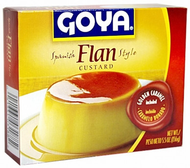 Goya flan Montreal Sabor Latino Saint La