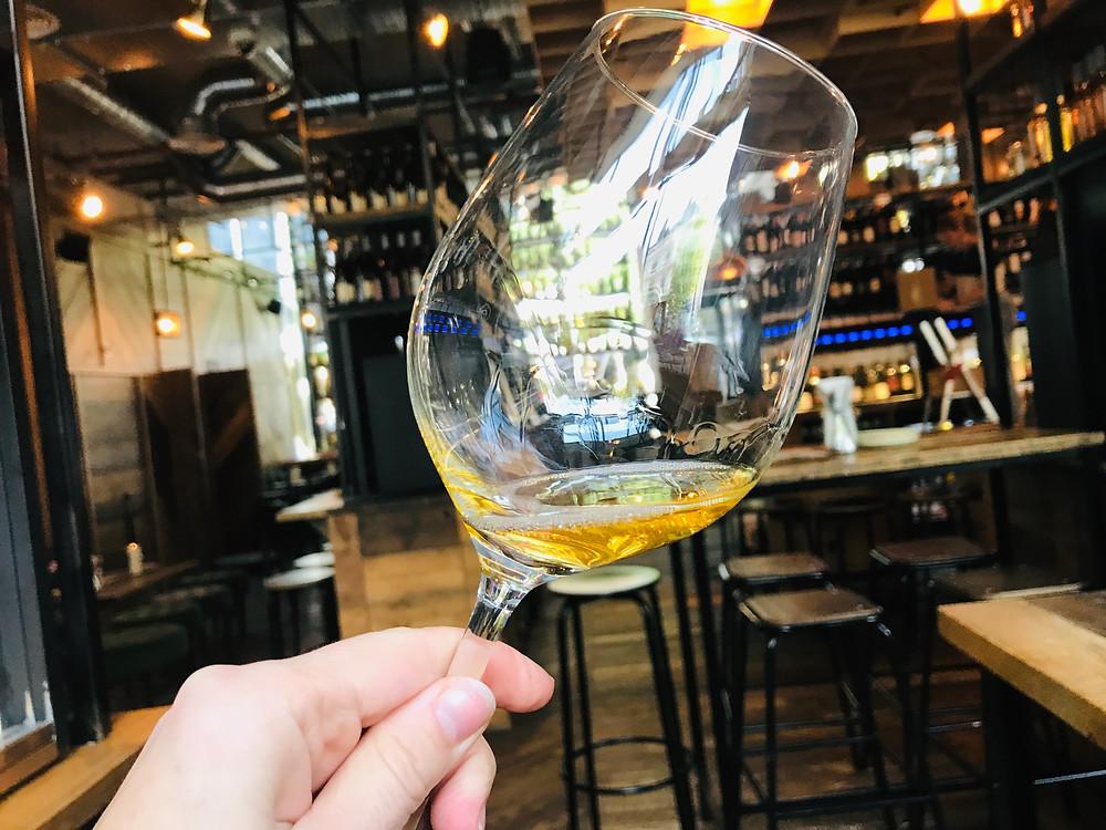 Orange wine, amber wine