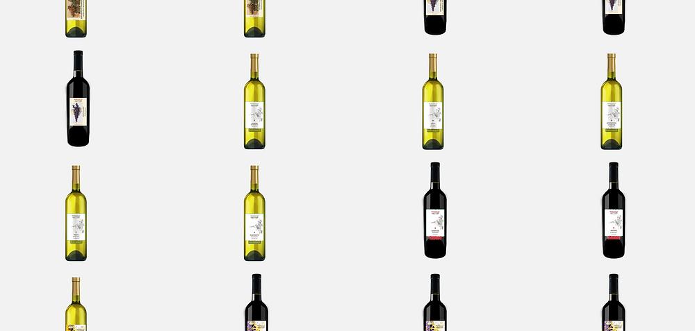 Maranuli Selection of Wines Georgian Wines