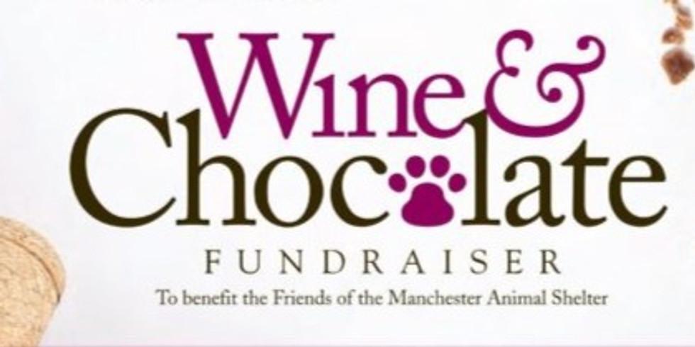 Wine & Chocolate Online Auction
