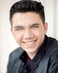 Headshot Teen Actor