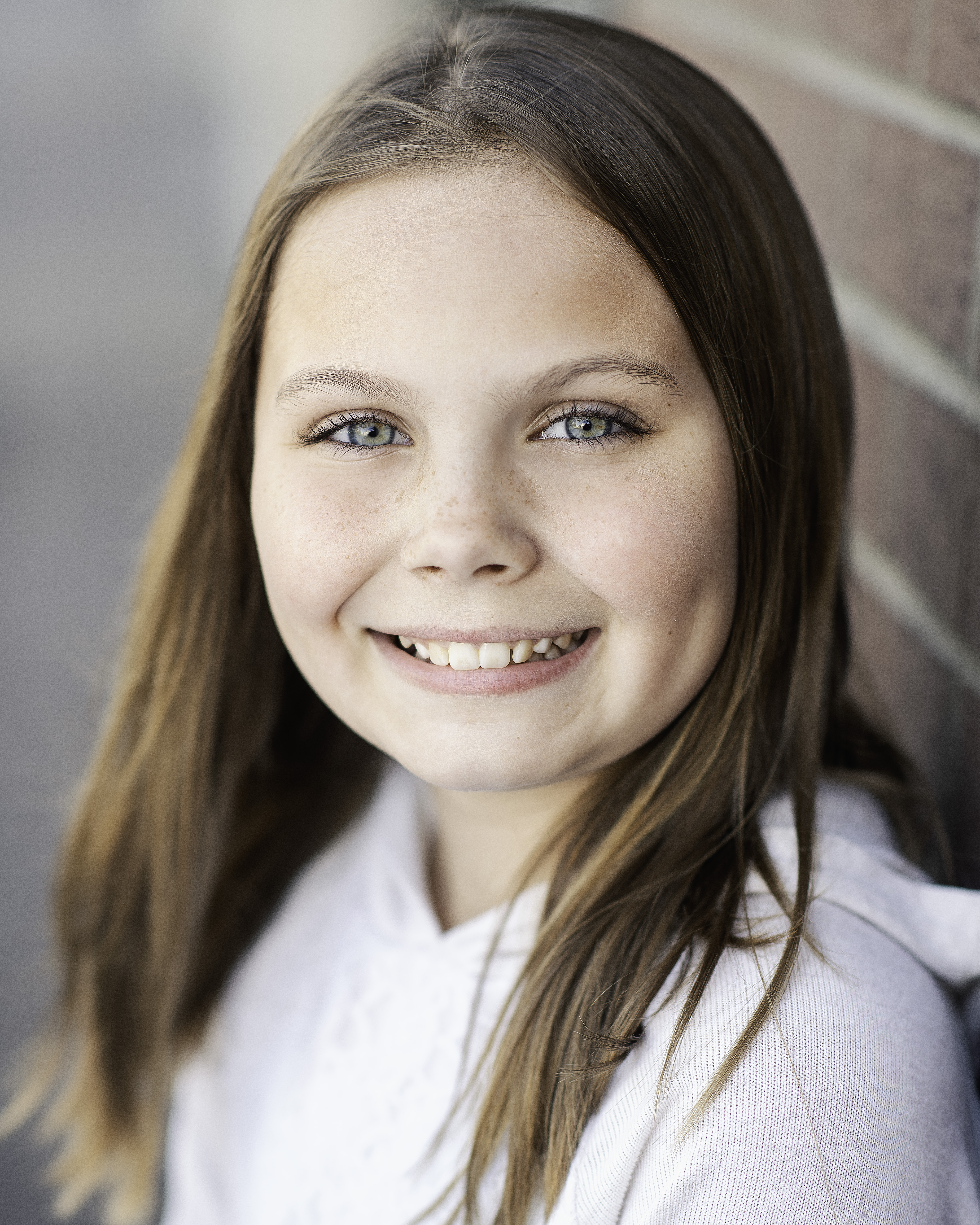 Headshot Teen Actress