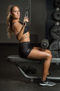 Fitness model Environmental